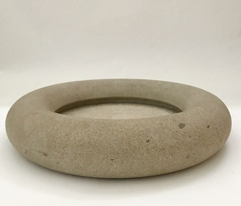 Stone Bowl by Di Rosa and Giusti for Up&Up
