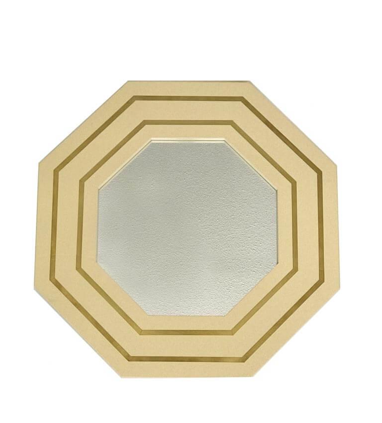 Jean Claude Mahey Octogonal Mirror