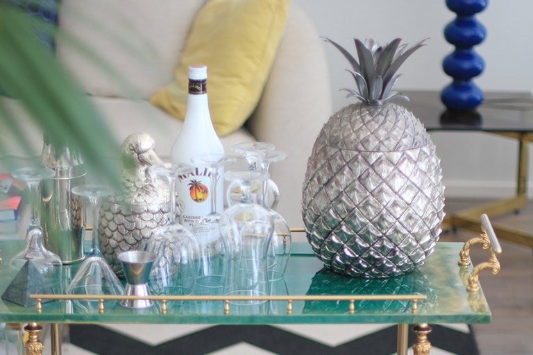 Mauro Manetti Pineapple XL Ice Bucket