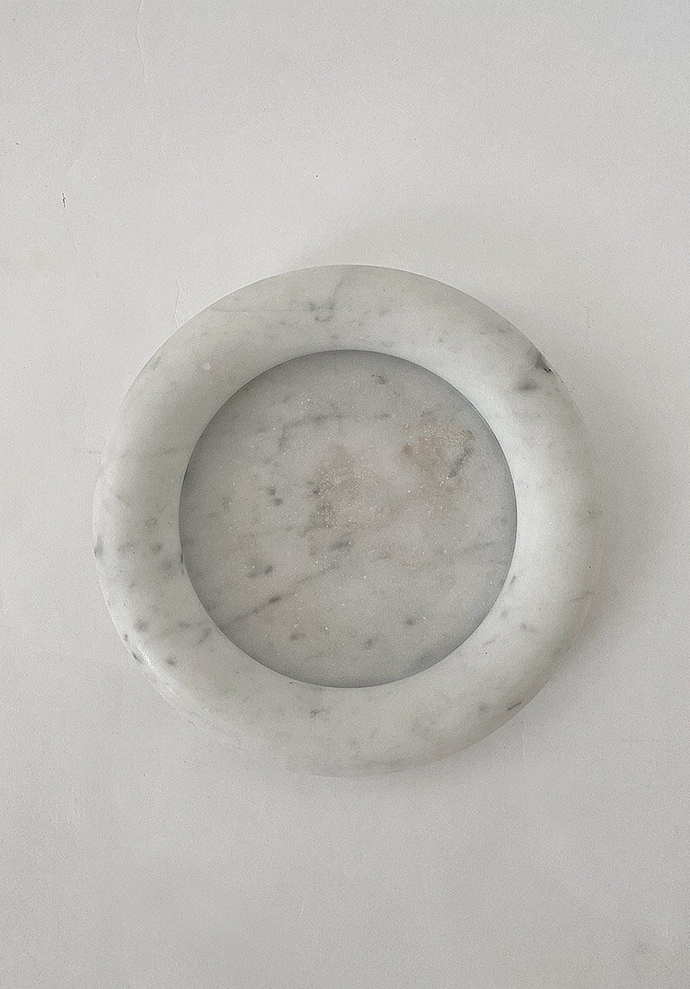 Marble Bowl by Di Rosa and Giusti for Up&Up
