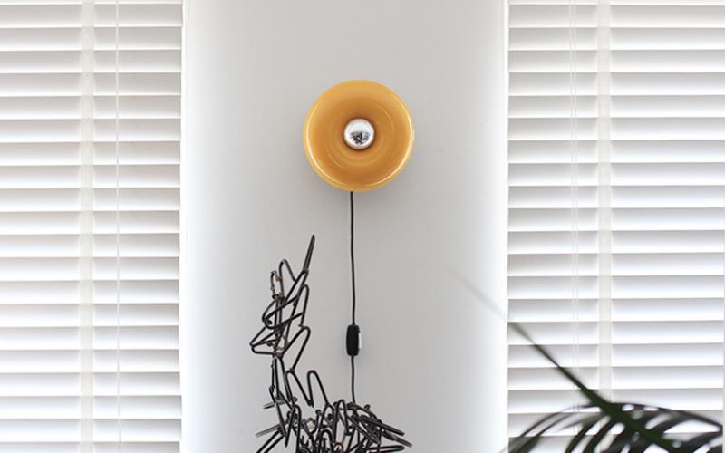 Ingo Maurer Pox wall Lamps